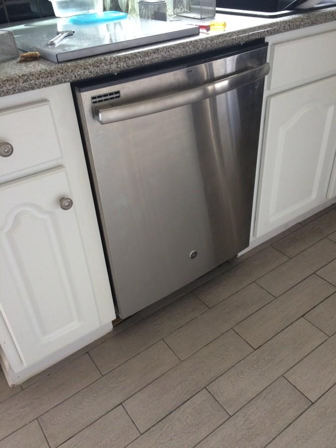 Used GE dishwasher