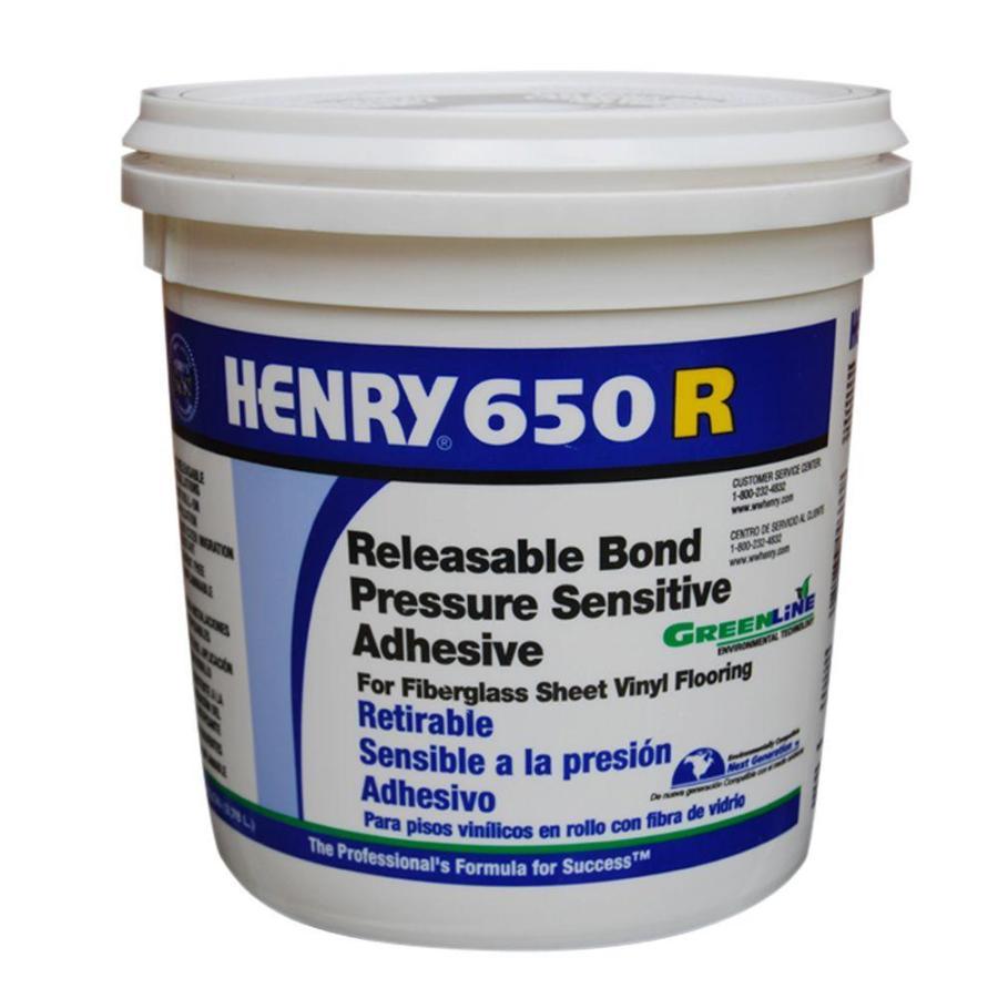 Henry Vinyl Adhesive 650R
