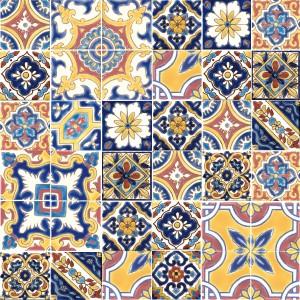 Patchwork Kitchen tile