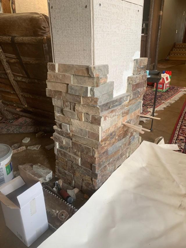 Mortared Tile