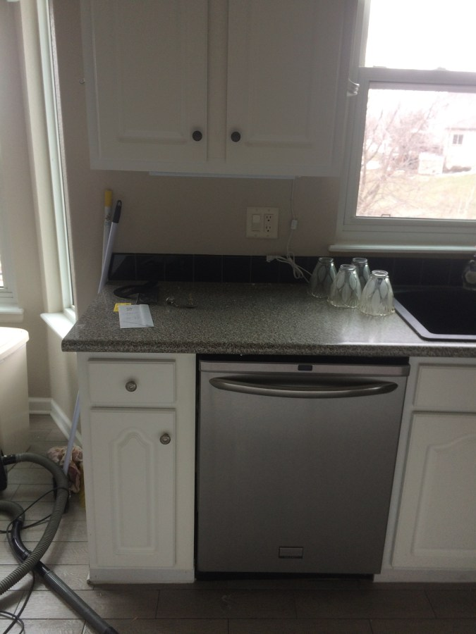 Older Frigidaire Dishwasher