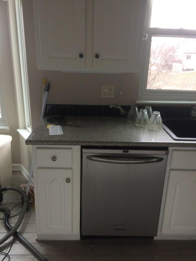 Older Frigidaire Dishwasher