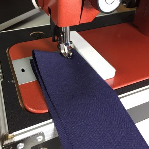 Sewing Guide in Use