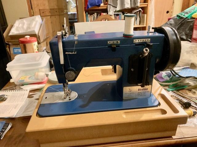 Basic machine set up