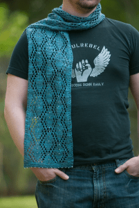 gothicleafscarf