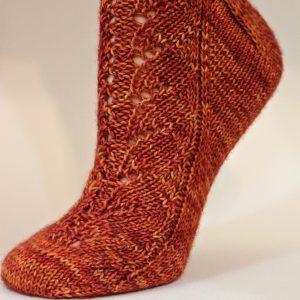 Em's Lace Sock