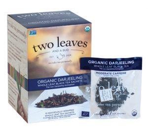 Organic Darjeeling tea