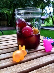 Gorgeous summertime refreshment (and the labbits that we love)