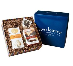 """Our """"Sugar and Spice"""" kit comes with Mountain High Chai, Vanilla Sugar and sweet tea biscuits."""