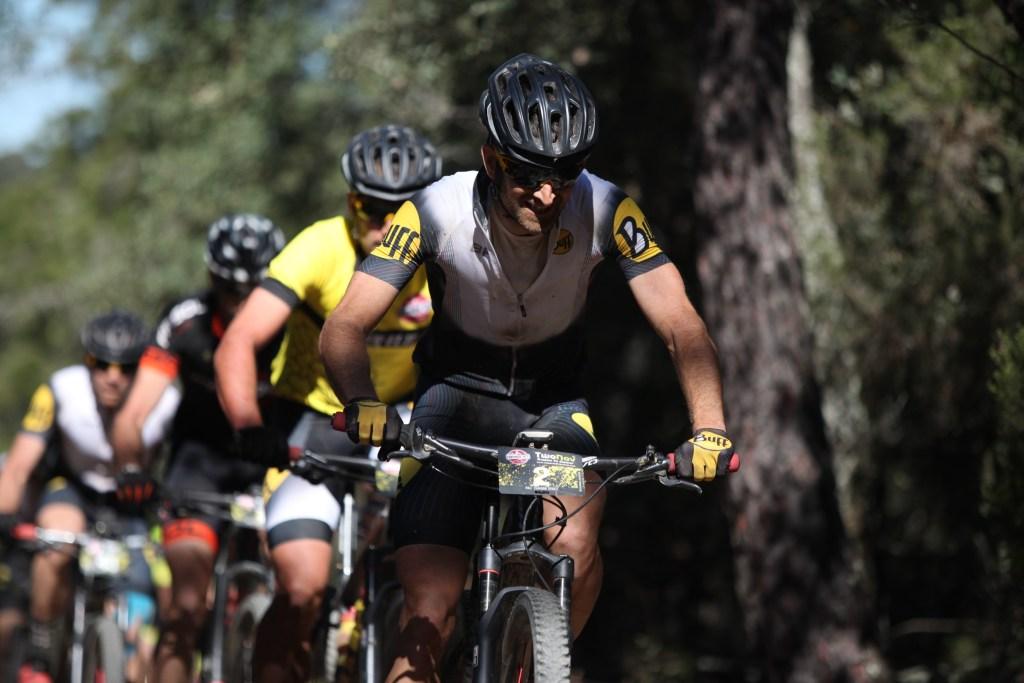 Buff MTB Pro Team : elite riders using TwoNav Devices
