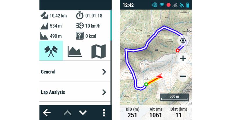 GPS TwoNav: Descarga rutas cicloturistas de Francia en menos de 1 minuto