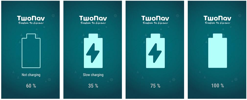 GPS TwoNav: Otras novedades menores TwoNav 4.8