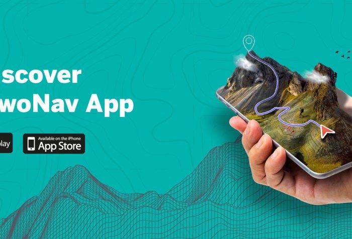 TwoNav APP GPS