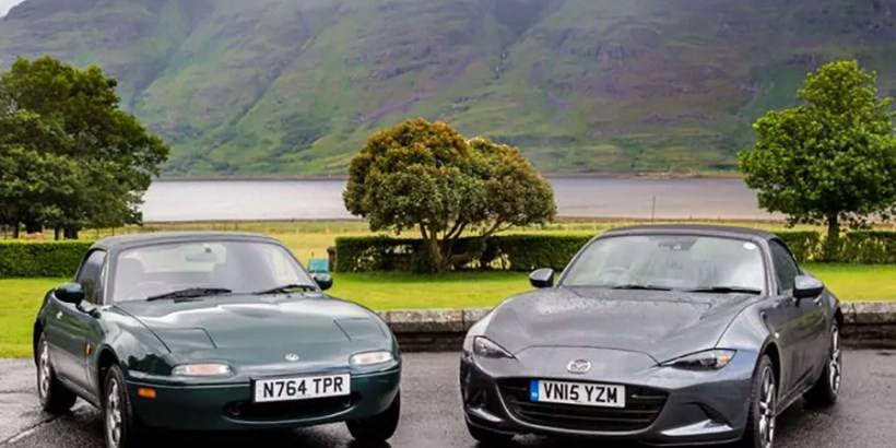 Classic buying guide to MX5