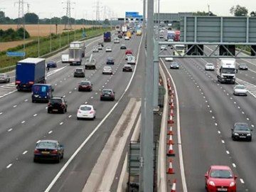 Summer holiday traffic (c) Motoring Research