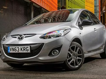 New Mazda 2 'Colour Edition' models join upgraded line-up © Mazda