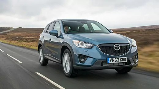 Mazda Cx5 Gets Upgrades For 2014 T W White Sons Blog