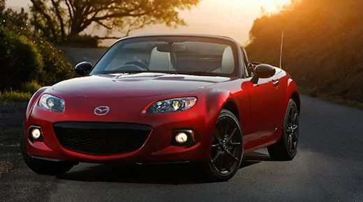 Mazda MX5 25th Anniversary Edition © Mazda