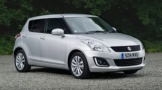 Suzuki updates Swift supermini for 2014 © Suzuki