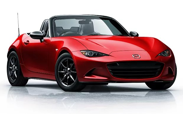 All-new Mazda MX-5 Specifications | T W White & Sons Blog