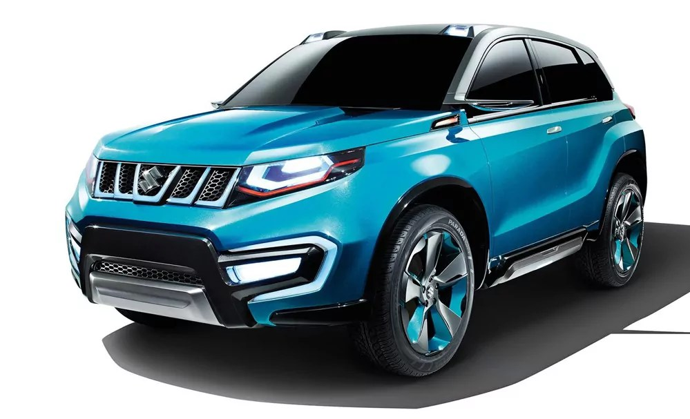 The All-New Suzuki Vitara
