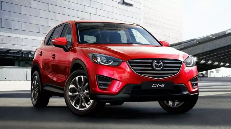 Cars for Towing | Mazda CX-5 | T W White & Sons Blog