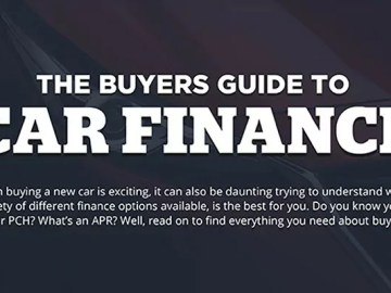 The buyers guide to car finance