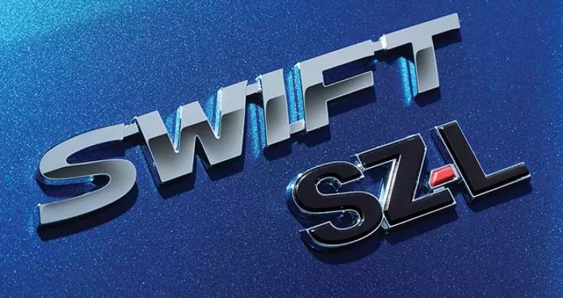 Swift SZ-L badge