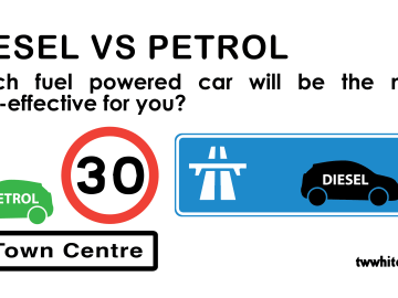 Diesel vs Petrol - Motorway vs Town drivers