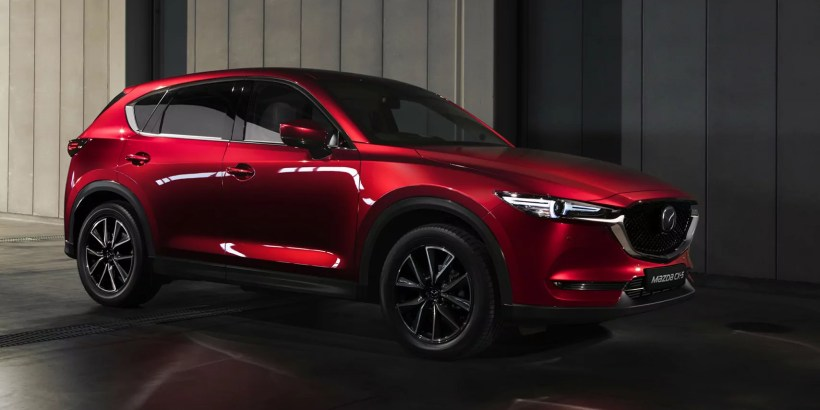 All New Mazda Cx 5 Review T W White Amp Sons Blog