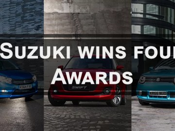 Suzuki awards cover photo