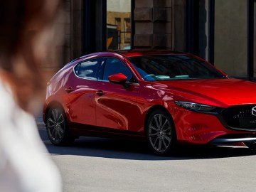 5-star Euro NCAP rating for All-new Mazda 3