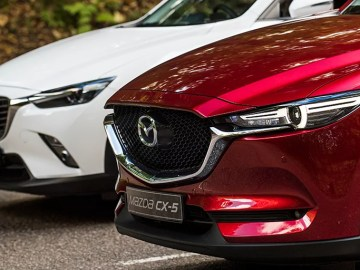 mazda plans for EV and hybrid vehicles
