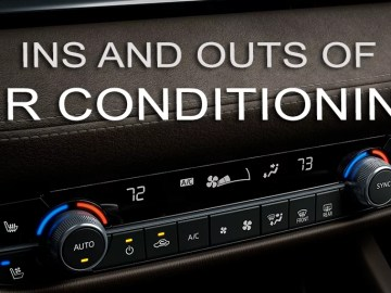 Ins and outs of air conditioning