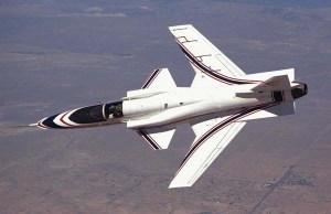Unique Flying Machines: Grumman X-29