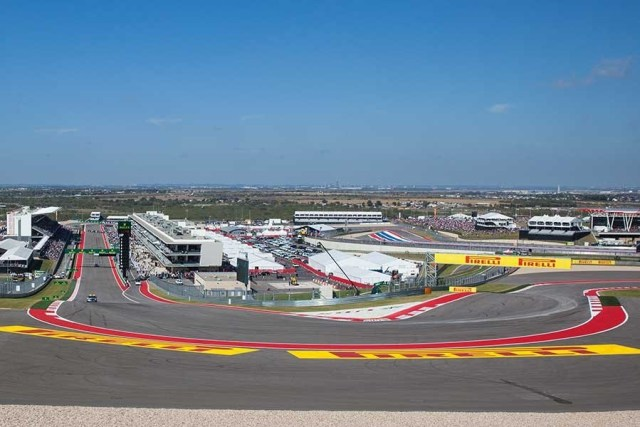 U.S. Grand Prix 2017 Austin, Texas