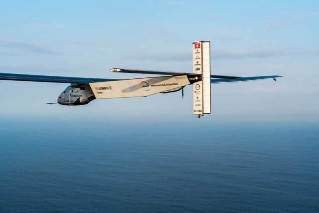 Unique Flying Machines: Solar Impulse 2