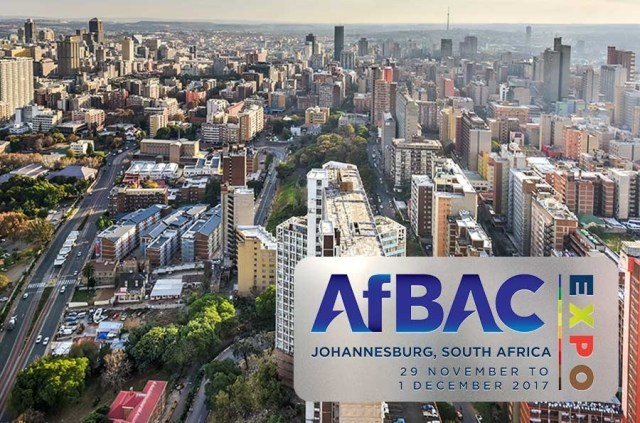 AfBAC Expo 2017 Johannesburg