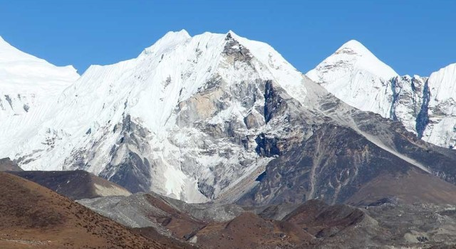 UAS CEO Takes on Island Peak in Preparation for Everest