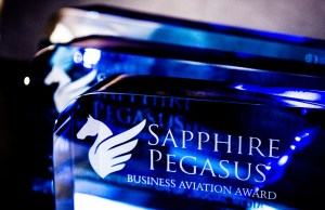 UAS Celebrates Innovation in Business Aviation Industry Award