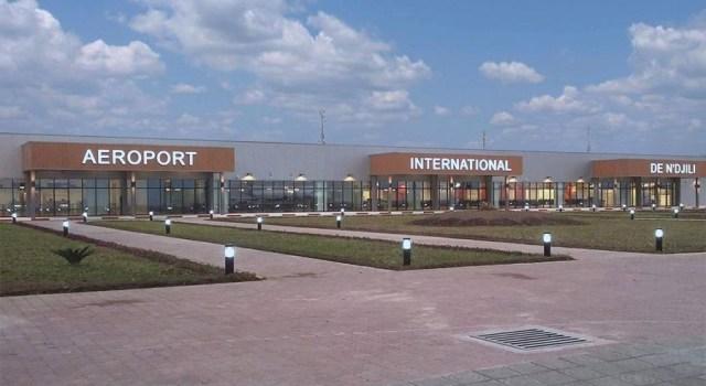 New Terminal for Kinshasa Airport
