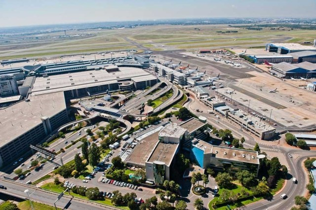 O.R. Tambo International Airport FAOR