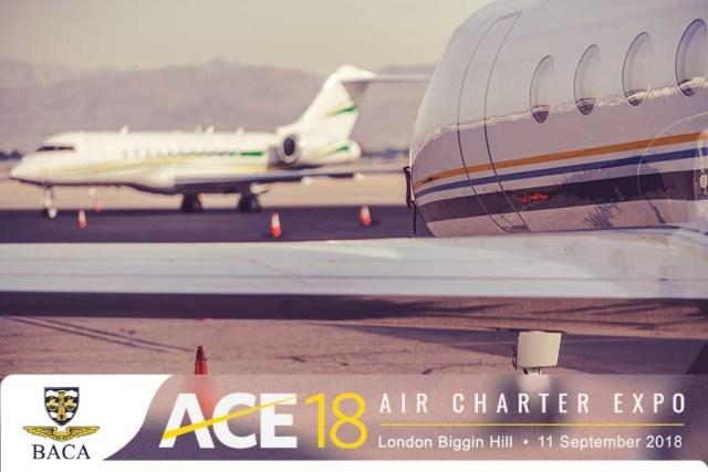Air Charter Expo 2018 London Biggin Hill