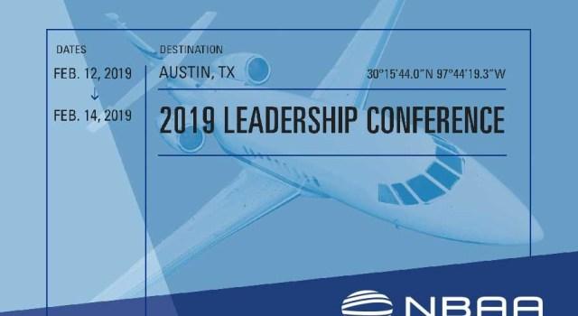 NBAA Leadership Conference Austin