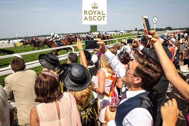 Flight Operations to Royal Ascot 2019