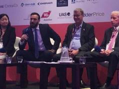 UAS Discusses Aviation Infrastructure at CJI Singapore