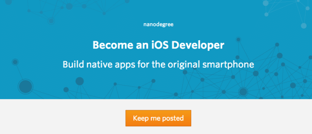 iOS Developer Nanodegree