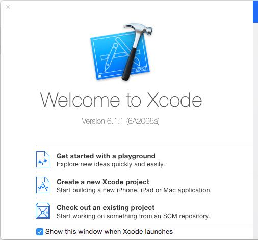 Swift tutorial: xcode playgrounds
