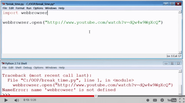 How to open a web browser in Python