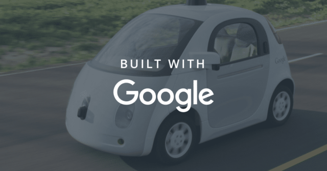 Built With Google